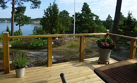puff new glas klamfaste veranda rekkverk glass klemmefester