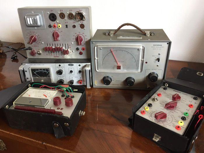 Elektrisch gereedschap uit de jaren 1960  Verschillende elektrische vintage instrumenten uit de jaren 1960In goede conditieZeer zorgvuldige verpakking.  EUR 1.00  Meer informatie