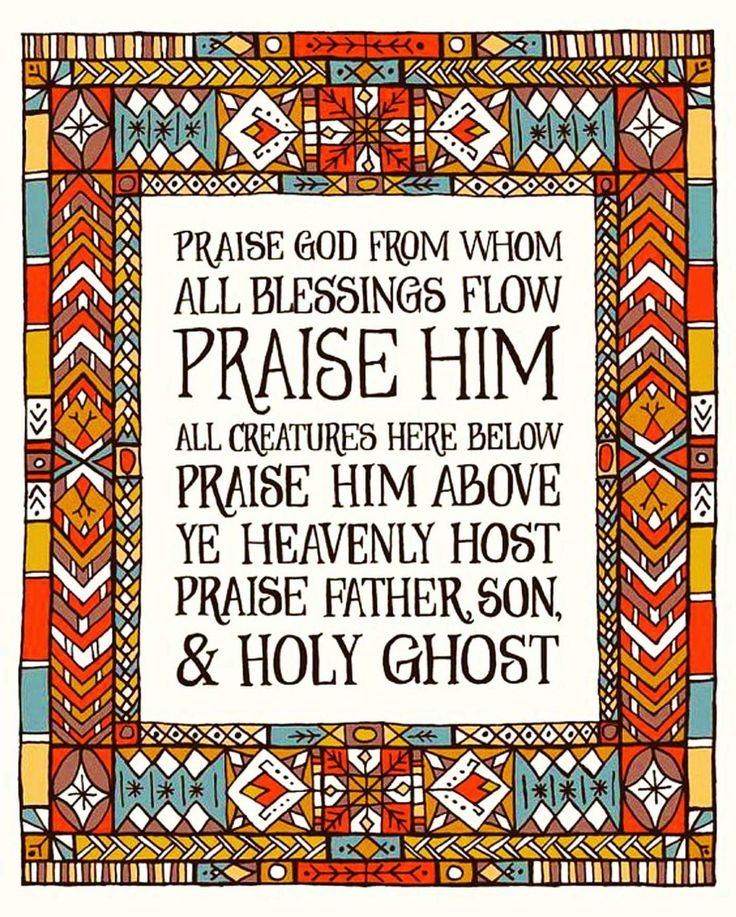 Lyric praise god from whom all blessings flow lyrics : 33 best Beautiful Words of Life! images on Pinterest | Tone words ...