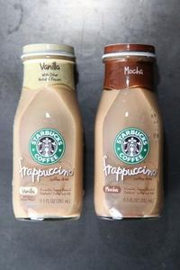 how to make a blended coffee frappuccino
