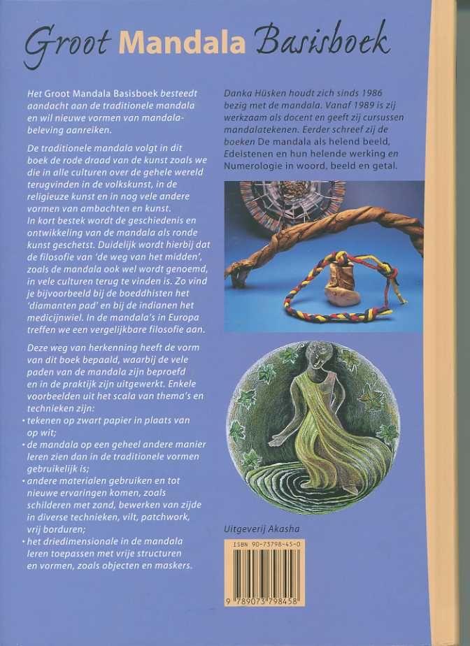 In dit boek staan veel verschillende werkvormen, geschaard rond het kader van de cirkel - de magische mandala - je kunt de werkvormen ook op je eigen manier toepassen!
