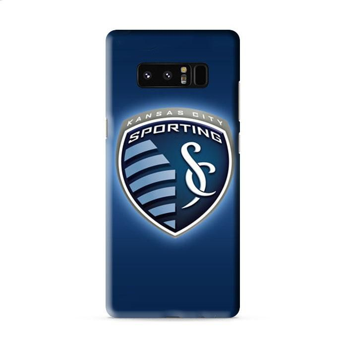 Sporting Kansas City Samsung Galaxy Note 8 3D Case Caseperson