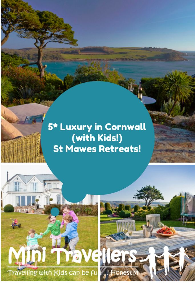 5* Luxury Family Break at St Mawes Retreats, Cornwall | Cornwall, Travel  inspiration