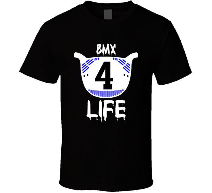 Bmx 4 Life T Shirt