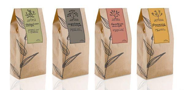【图】ARTEA(茶)包装设计欣赏 工业设计--创意图库_柚子小寨的收集_我喜欢网