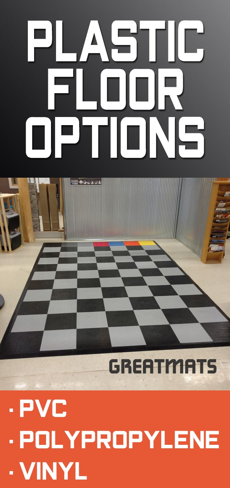 Plastic Floor Options Plastic Flooring Flooring Plastic Floor Tiles