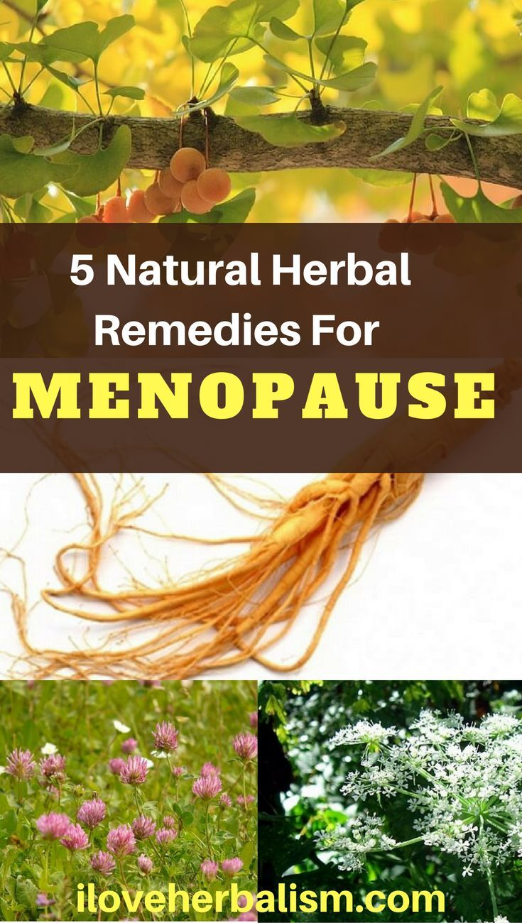 If you tried and tested every possible medical solution for menopause symptoms, yet nothing seems to work, I highly recommend everyone give these 5 natural herbal remedies a try! It is so refreshing to finally find a natural solution that doesn't involve any harsh chemicals!