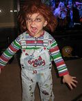 DIY Chucky Costume for Kids - 2011 Halloween Costume Contest