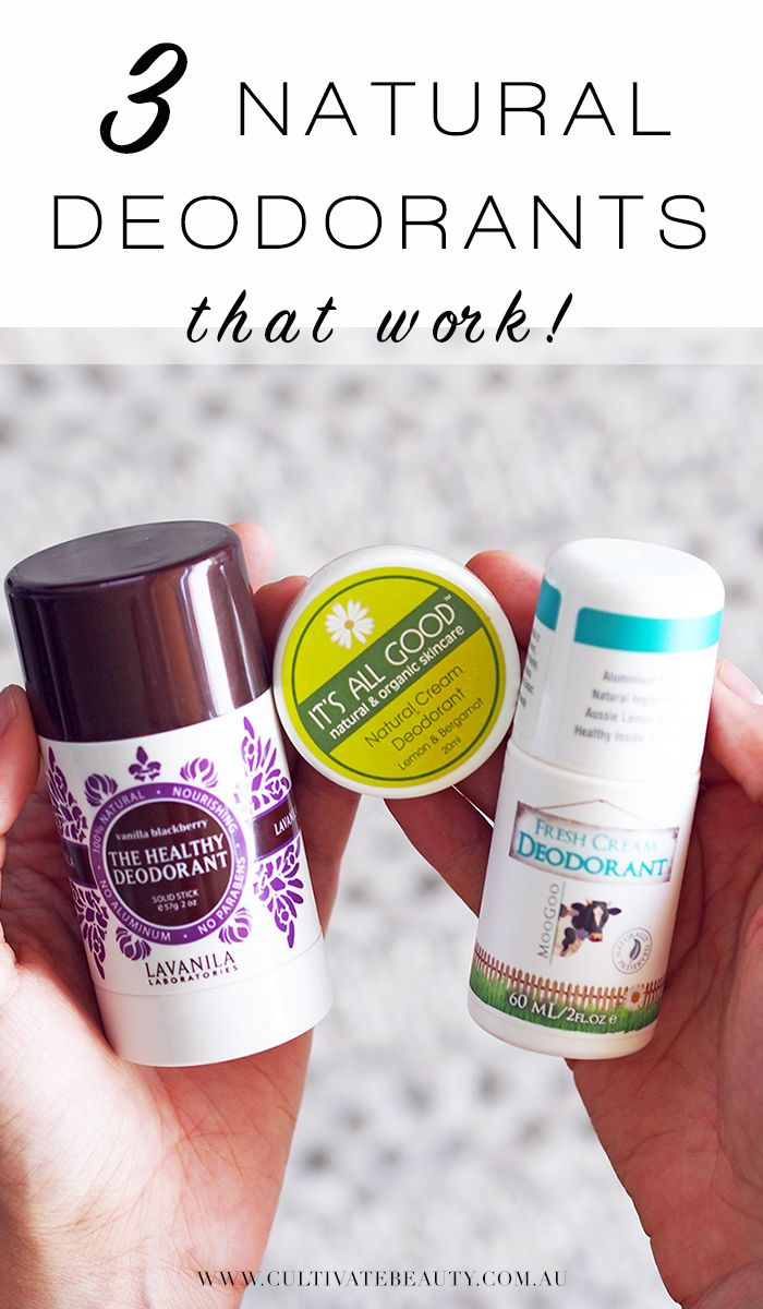 When transitioning to natural personal care alternatives, one of the biggest struggles can be finding a deodorant that actually works. This was something that I personally came up against – and after trying 'all natural, crystal stick' deodorants that just-didn't-quite-cut-it, I started doubting the existence of an all-natural and effective deodorant. However, over the past year I've been trying out new products – and I can happily say that they do exist!