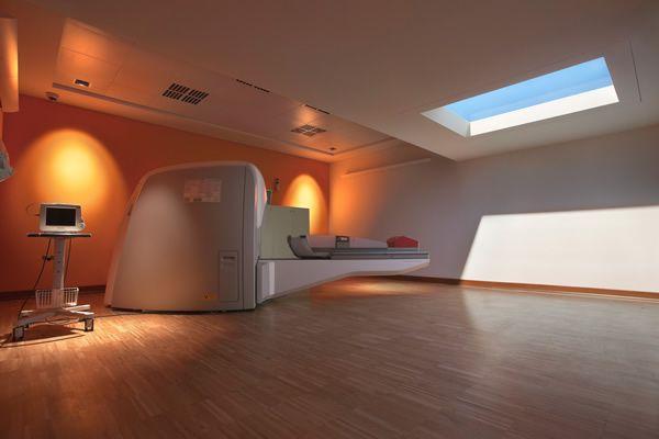The bright sky in Radiosurgery | lighting.eu