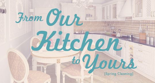 Organize those unruly Tupperware containers! | From Our Kitchen to Yours: Easy Steps to Kitchen Cabinet Organization image