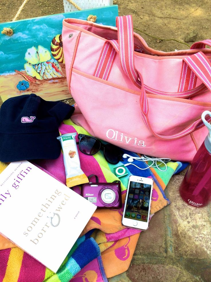 ☼What's in my Beach Bag!☼