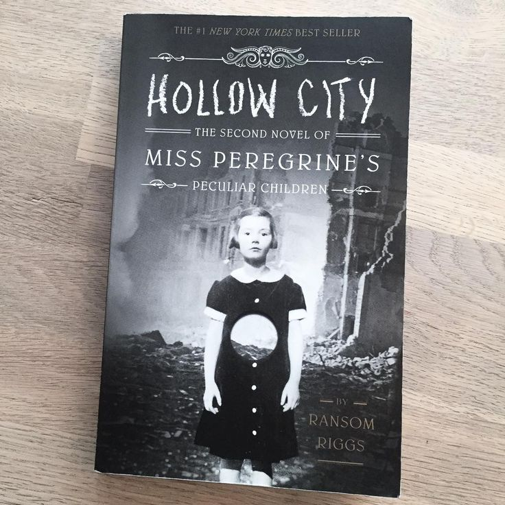 45/52 - A trilogy, book two. Sequels are always hard but after the first couple of chapters Hollow City takes you on a journey through unimaginable worlds of peculiar adventures.