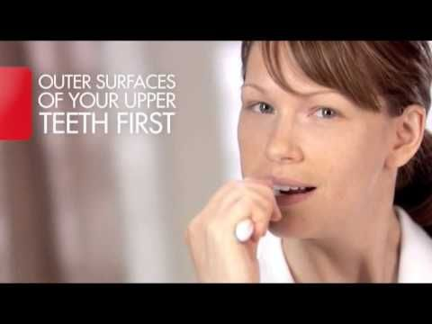 How to Brush Video from ColgateOralCare YouTube Channel