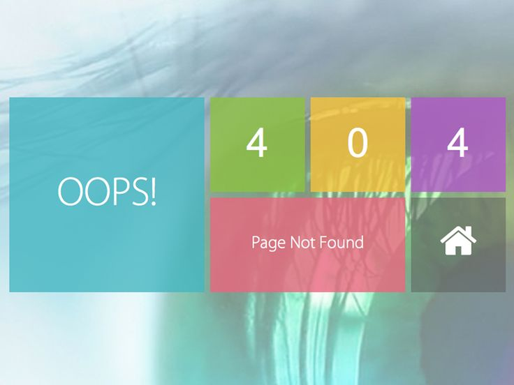 """Metro Lab Admin Dashboard Template """"404 page not found"""" design  http://themeforest.net/item/metro-lab-responsive-metro-dashboard-template/5359122"""