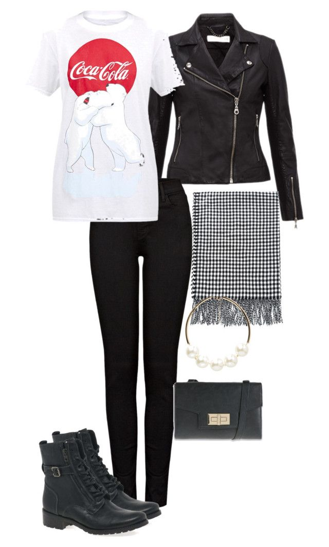 """""""Daytime casual #1"""" by amooshadow on Polyvore featuring J Brand and Vero Moda"""