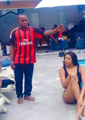 Nigerian Blog: News update In Nigeria | Kokolevel's Blog: Actress  Chika Ike's Allure Vanguard, Behind the s...