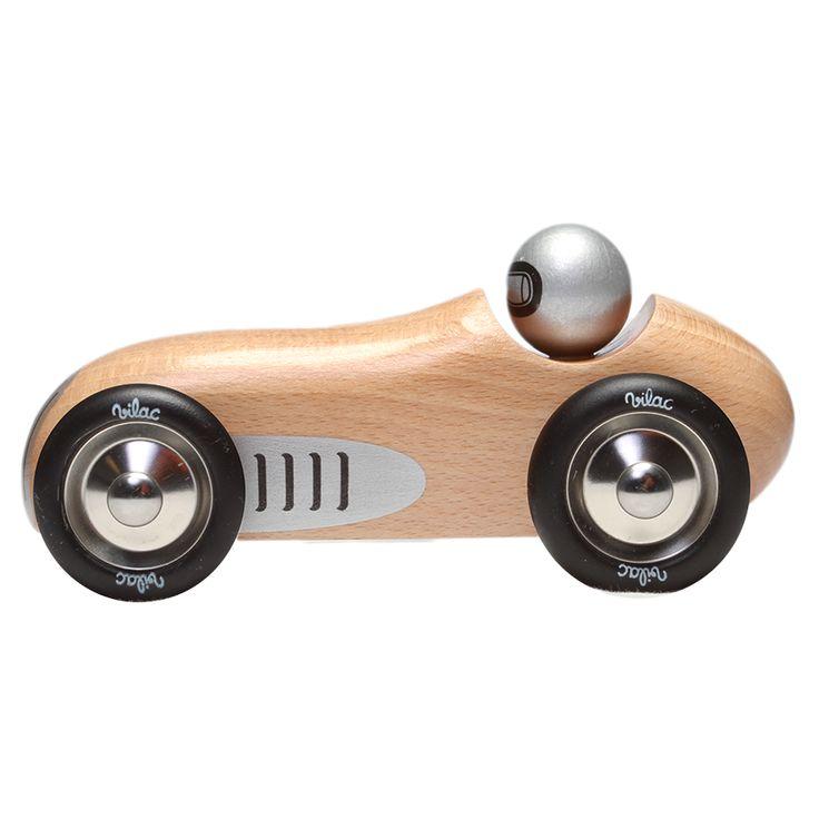 Sports Car - Natural