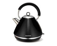 Metallic Black Accents Kettle http://www.morphyrichards.co.za/products/1-5l-black-accents-kettle-102002