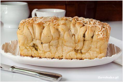 Ziołowy chlebek do odrywania #pullapartbread ilovebake.pl