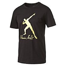 T-Shirt Usain Bold Logo