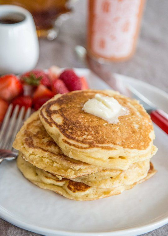 Buttermilk Pancakes from The Kitchn