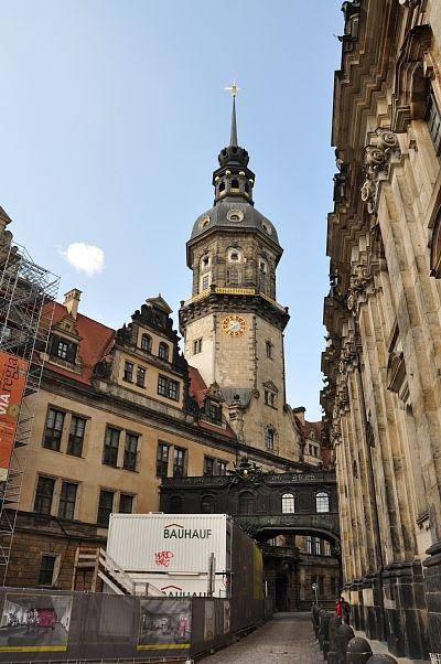 ドレスデン城 -ドイツのおすすめ観光スポット