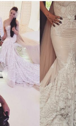 Inbal Dror BR15-16 with original cape in blush: buy this dress for a fraction of the salon price on PreOwnedWeddingDresses.com