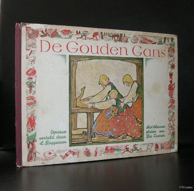 Rie Cramer# DE GOUDEN GANS # ca. 1937, good-