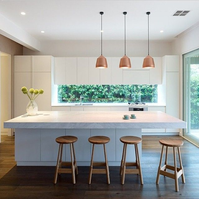 Armadale kitchen by Bower Architecture feat. Cooper