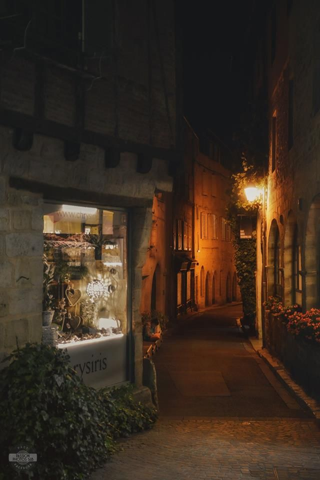 Figeac (Lot), France.