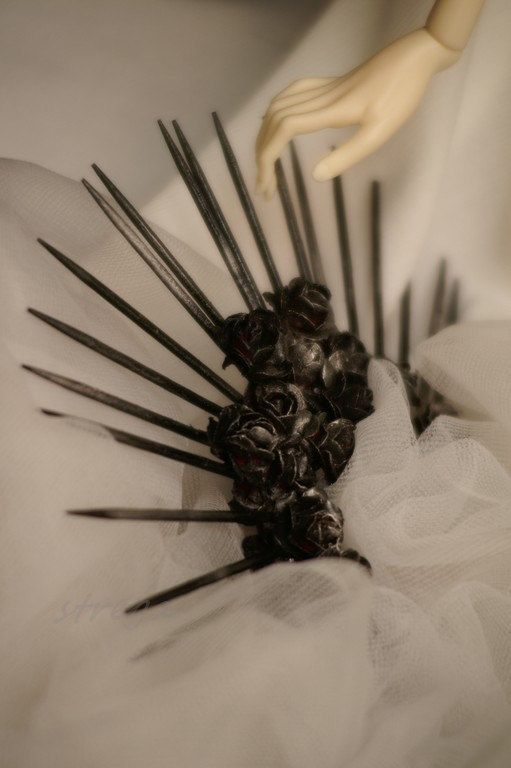 Black Crown- for BJD