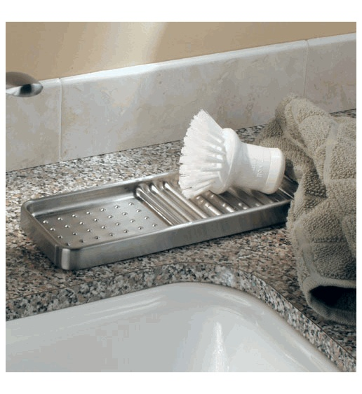 Sink Tray - Stainless Steel $12.99