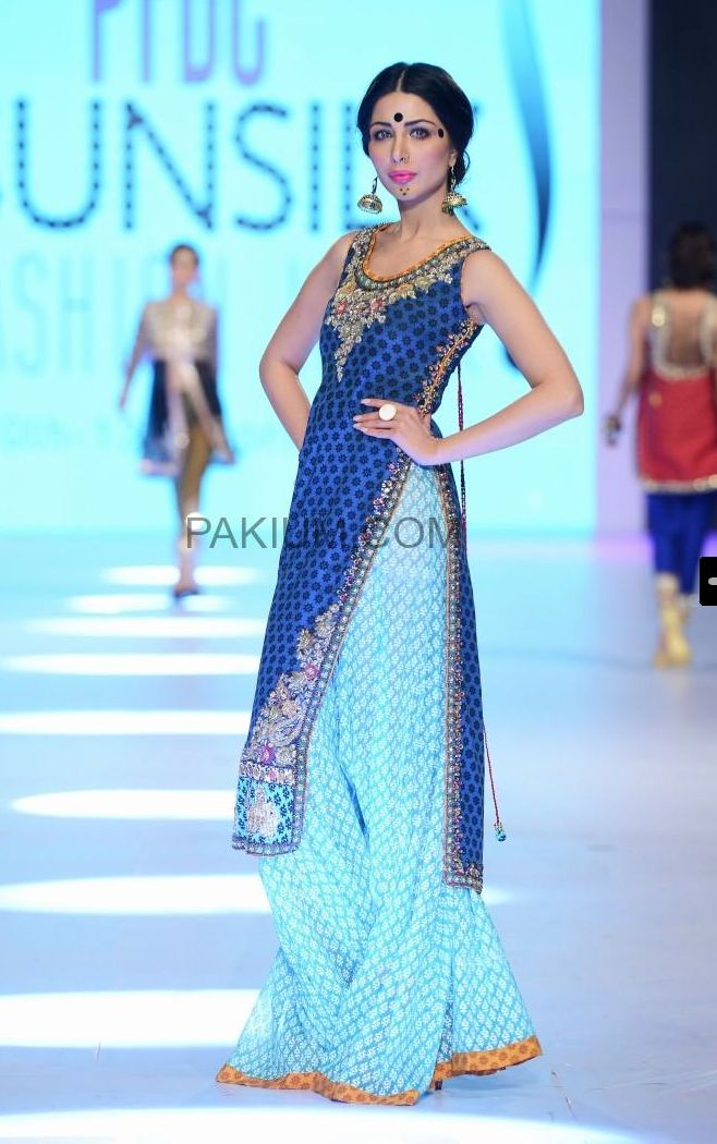 Designers Showcases at PFDC Sunsilk Fashion Week April 2014