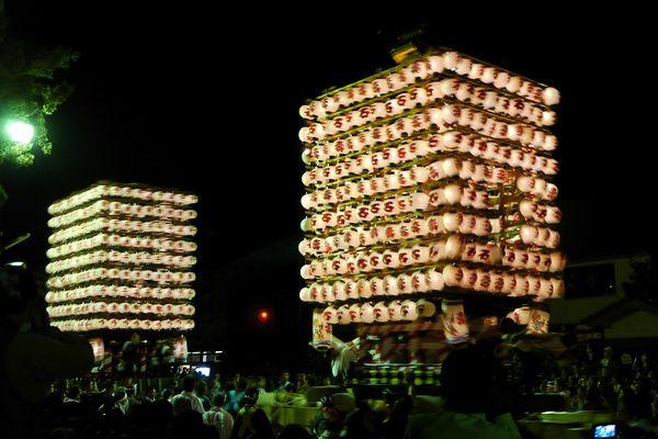 伏木曳山祭「けんか山」|イベント|とやま観光ナビ