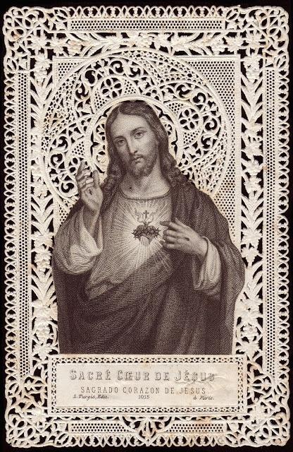 Holy Card Heaven: June 2010