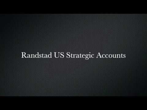 Randstad's US Strategic Accounts team doing the R50 Dance to celebrate Randstad's 50th Anniversary!