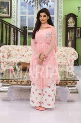 Maria B Gorgeous Eid Dresses 2016 (2)