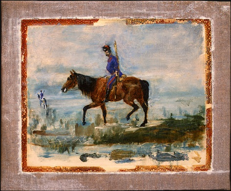 Hussars - ImageToulouse Lautrec, Hussar, Of Toulouselautrec, Henry De