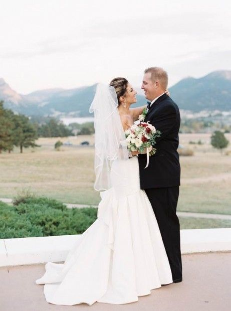 107 best real brides by robert bullock bride images on pinterest bride zoe wearing a wedding gown from little white dress bridal shop in denver co junglespirit Image collections