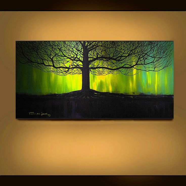 painting on black canvas youtube - Google Search