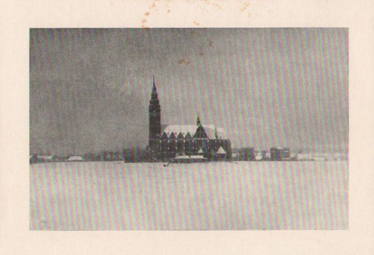 Kościół św. Bartłomieja, Gliwice - 1911 rok, stare zdjęcia