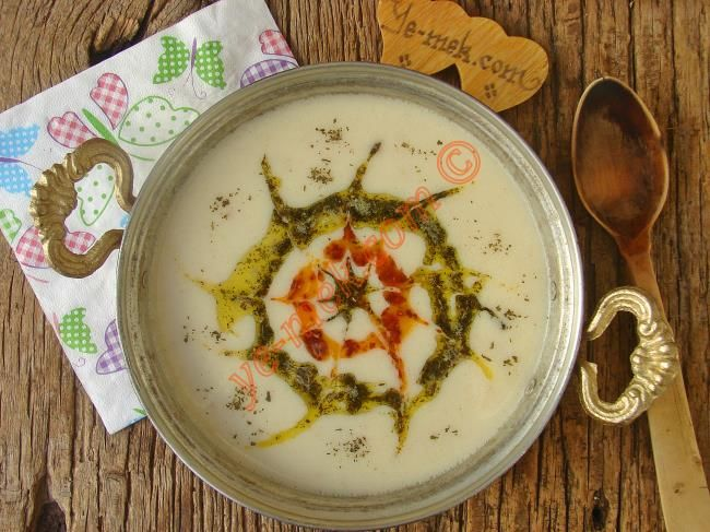 Köfteli Düğün Çorbası Resimli Tarifi - Yemek Tarifleri