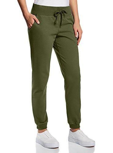 Oferta: 15.5€. Comprar Ofertas de oodji Ultra Mujer Pantalones de Punto Deportivos, Verde, ES 36 / XS barato. ¡Mira las ofertas!