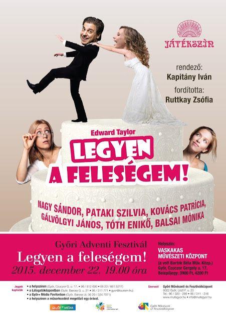 Plakat104.hu: Legyen a feleségem!