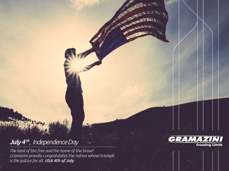 One Flag, One Land, One Heart, One Nation evermore! Gramazini team wishes you a happy 4th of July 🎉🎈❤💙💥 #4thofjuly #fourthofjuly #gramazini #usenaturalstone #usa #liberty #justice #forall #freedom #unitedwestand
