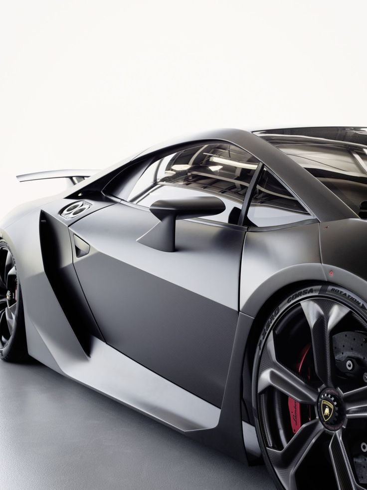 Lamborghini Sesto Elemento Concept 5 In Cars