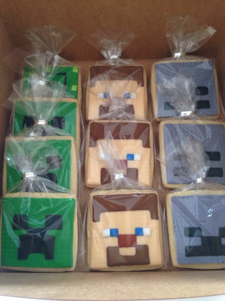 Best 25 Minecraft Cookies Ideas On Pinterest Minecraft