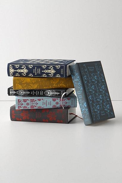 Penguin Classic Books for the Bibliophile