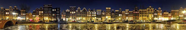 Rotlichtviertel | Oudezijds Voorburgwal • Amsterdam • Niederlande